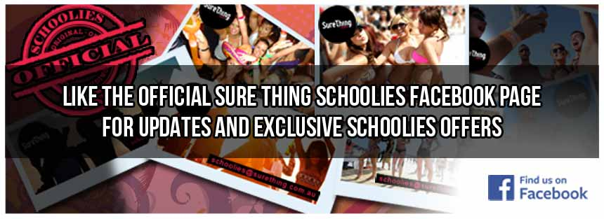 Sure Thing Schoolies Page