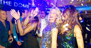 p&o cruisies party