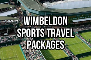Wimbeldon Sports Travel Packages