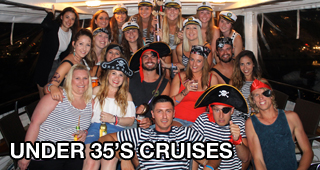 Under 35's Cruises