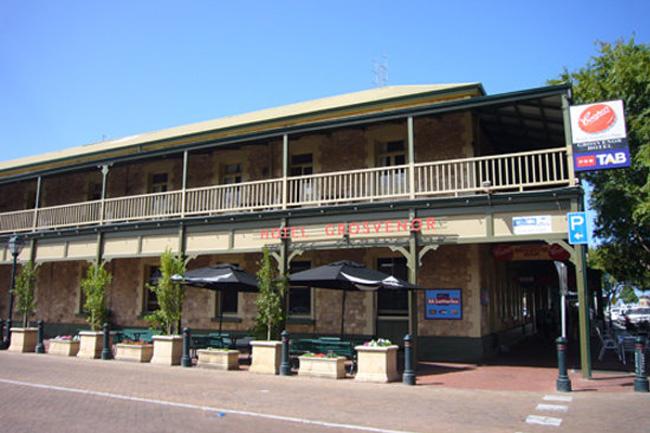 Grosvenor Hotel 1