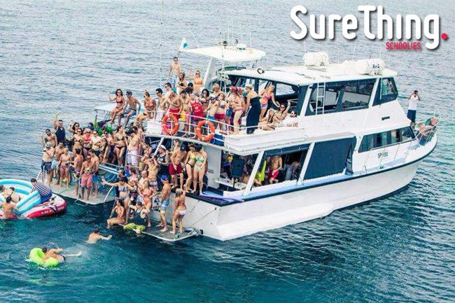 Schoolies Cruise 5